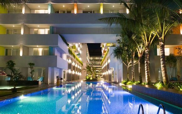 Tijili 4* Hotel