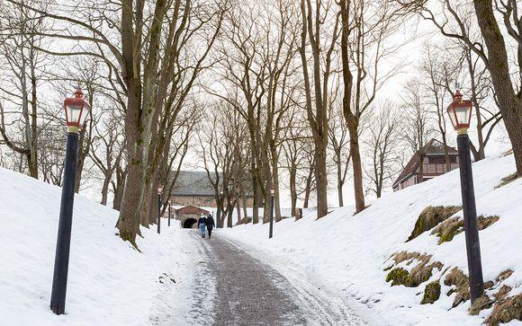 Ihre Rundreise im Detail - Kopenhagen nach Oslo