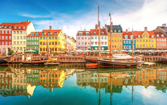 Willkommen in...Kopenhagen !