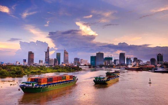 Willkommen in... Vietnam and Kambodscha!