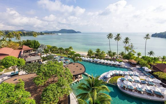 Pullman Phuket Panwa Beach Resort 5*