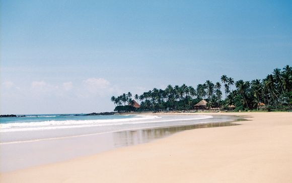 Optionaler Strandaufenthalt