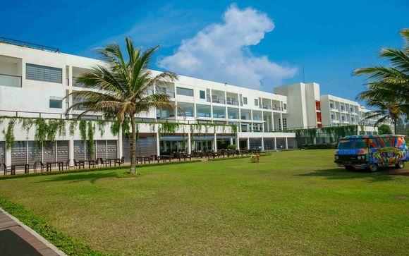 Ihre Erweiterung im Hotel Citrus Waskaduwa 5*