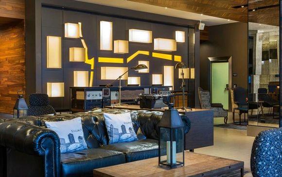 Chicago - Cambria Hotel Magnificent Mile 4*