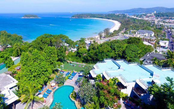 Andaman Cannacia Resort 4*