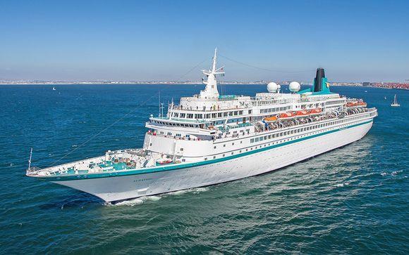 Ihr Kreuzfahrtschiff MS Albatros
