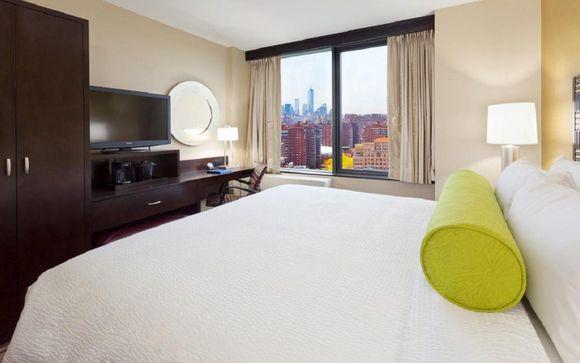Ihr Hotel Fairfield Inn & Suites By Marriott Penn Station in New York