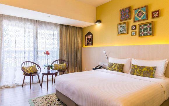 Village Hotel Katong 4* Singapur (nur Angebot 2)
