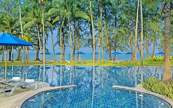 Ihr HotelIhr Hotel während Ihrer Reise nach Khao Lak