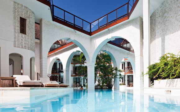 Hotels Diana Dea Lodge und Saint Alexis mit Option zur Verlängerung auf Mauritius