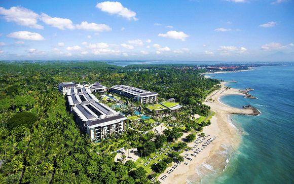 Ihr Hotel Sofitel Bali Beach Resort 5* in Nusa Dua