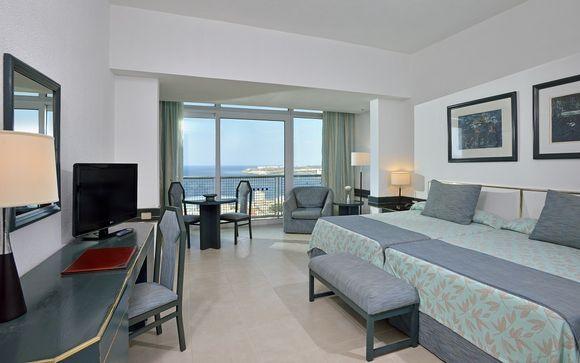 Hotel Tryp Habana Libre 4* in Havanna