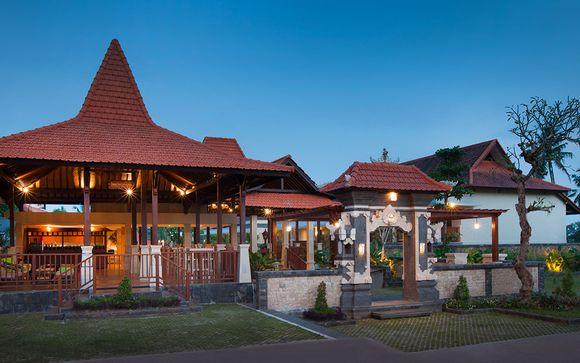 Ubud - Bester Western Premier Agung Resort Ubud 4*