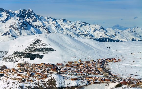Willkommen in... den französischen Alpen!