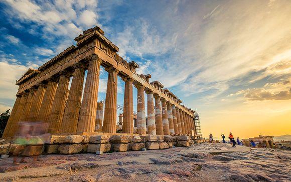 Willkommen in... Athen und Malta!
