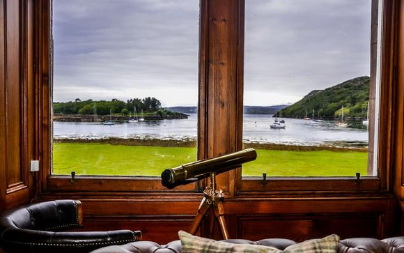 Shieldaig Lodge 4*