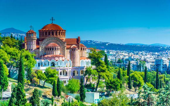 Willkommen in Thessaloniki!