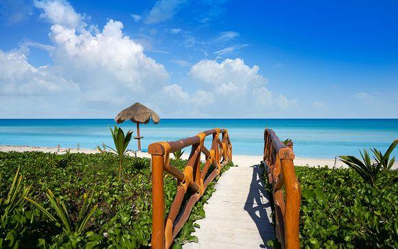 Kombireise Cancun und Holbox