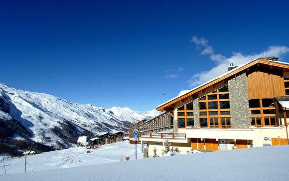 Los Alpes franceses te esperan