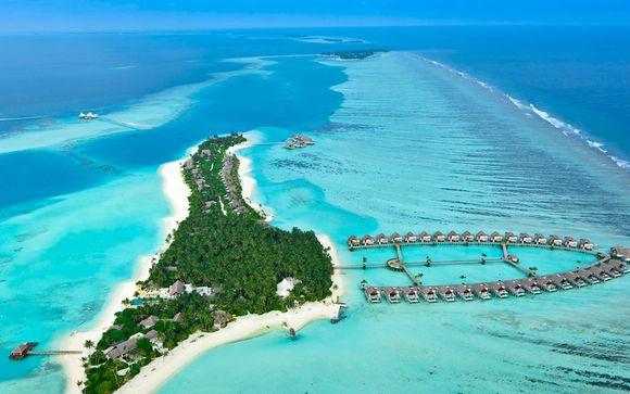 Las Maldivas te esperan
