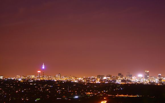 Johanesburgo te espera