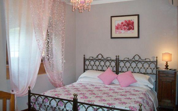 El Hotel Villa De Fiori le abre sus puertas
