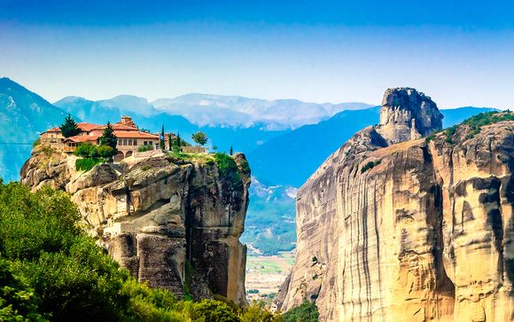 Histórica Grecia en fly & drive