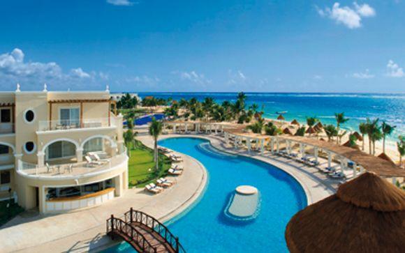 Dreams Tulum Resort & Spa ***** - Tulum, Quintana Roo - México