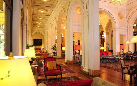 Grand Hotel & Spa La Pace 5*