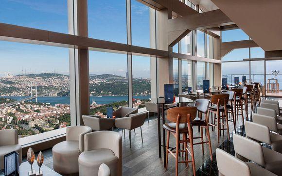 Renaissance Istanbul Polat Bosphorus Hotel 5*