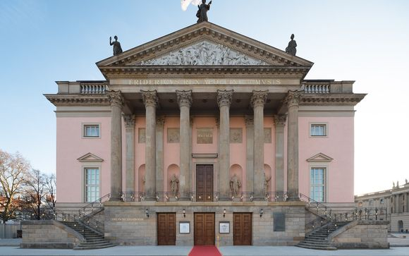 Staatsoper unten den Linden