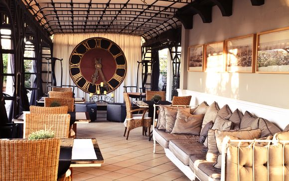 Hotel boutique en el centro histórico
