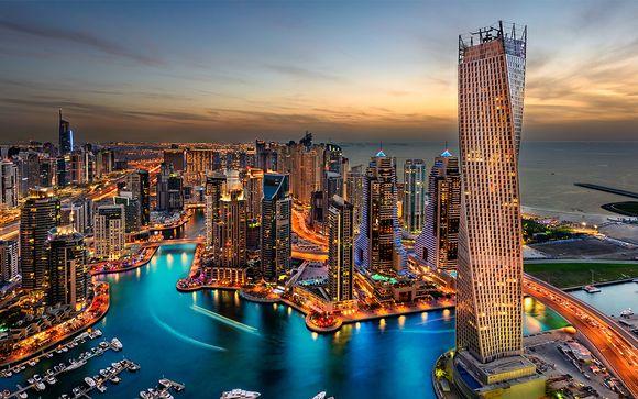 Tu hotel en Dubái opcional Hyatt Regency 5*