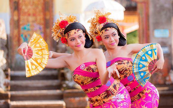 Bali espectacular con opción a Katong Village 4*