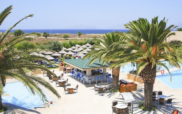Sandy Beach Hotel le abre sus puertas