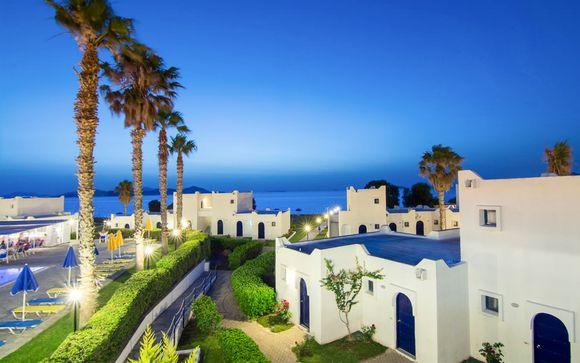 Aeolos Beach Resort 4* con Voyage Prive en Kos Grecia