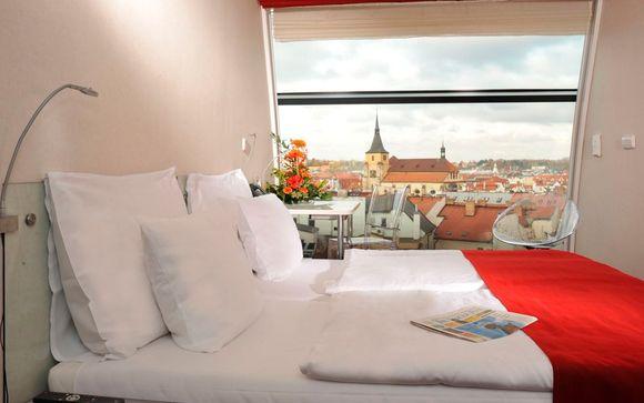 República Checa Praga - Design Metropol Hotel 4* desde 73,00 €