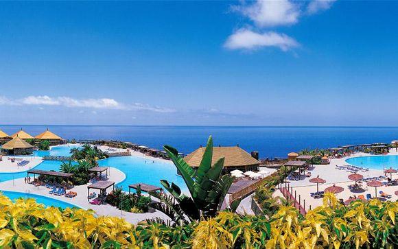 Fuencaliente de La Palma - La Palma & Teneguía Princess 4*