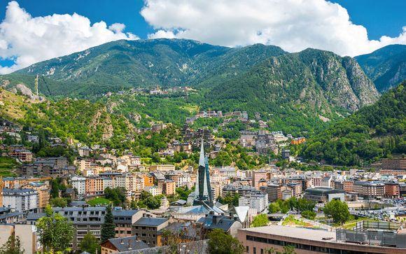Andorra: Arinsal - Hotel Sant Gothard 4*
