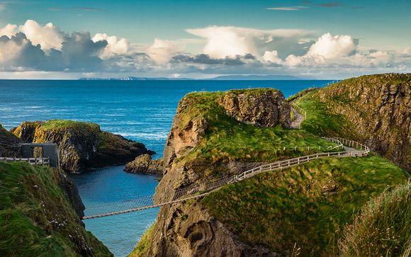 Irlanda Dublín - Ruta de Juego de Tronos y películas en Irlanda a tu aire desde 281,00 €