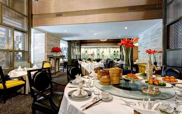 Sukosol Hotel Bangkok 5*