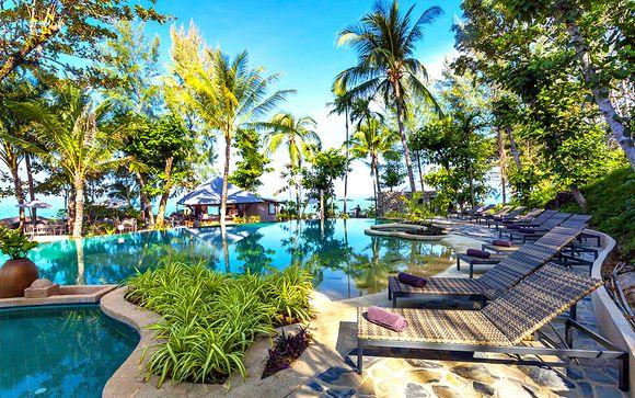 Tailandia Khao Lak - Aetas Bangkok 5* y Moracea by Khao Lak Resort 5* desde 1.032,00 €