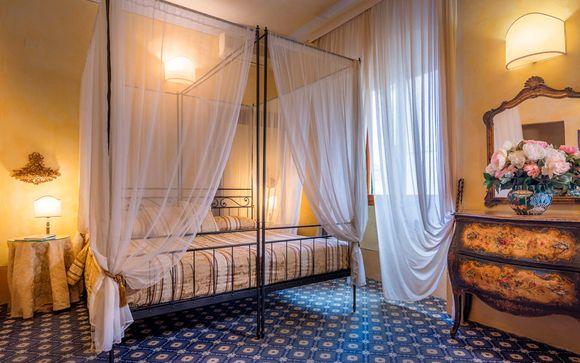 Italia Florencia - Hotel Palazzo dal Borgo 4* desde 57,00 €