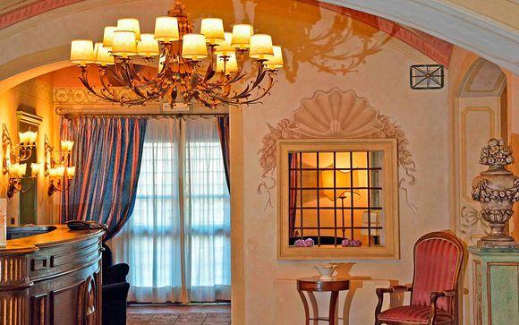 Italia Pisa - Hotel Boccaccio 4* desde 68,00 €
