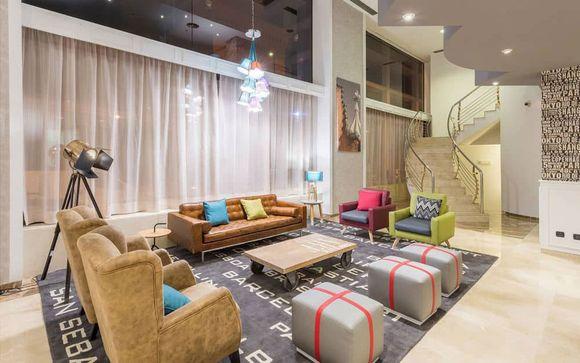 España Barcelona Hotel TRYP Barcelona Apolo 4* desde 66,00 €