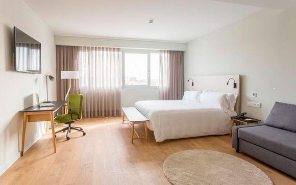 Hotel Artiem Madrid 4*