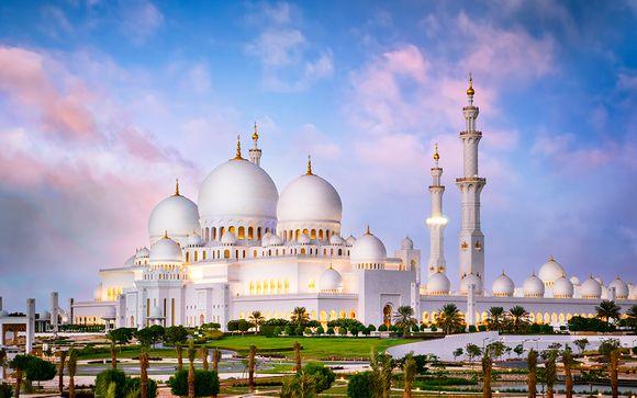 Extensión a Abu Dhabi
