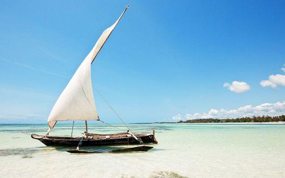 Kenia Diani Beach Neptune Village Beach Resort Spa 4* desde 949,00 €
