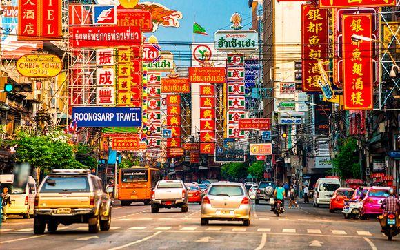 Itinerario privado - 9 noches (+4 o 6 noches en Phuket)