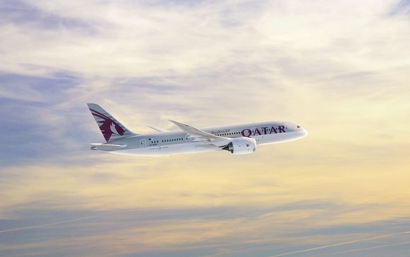 Qatar Airways en Economy